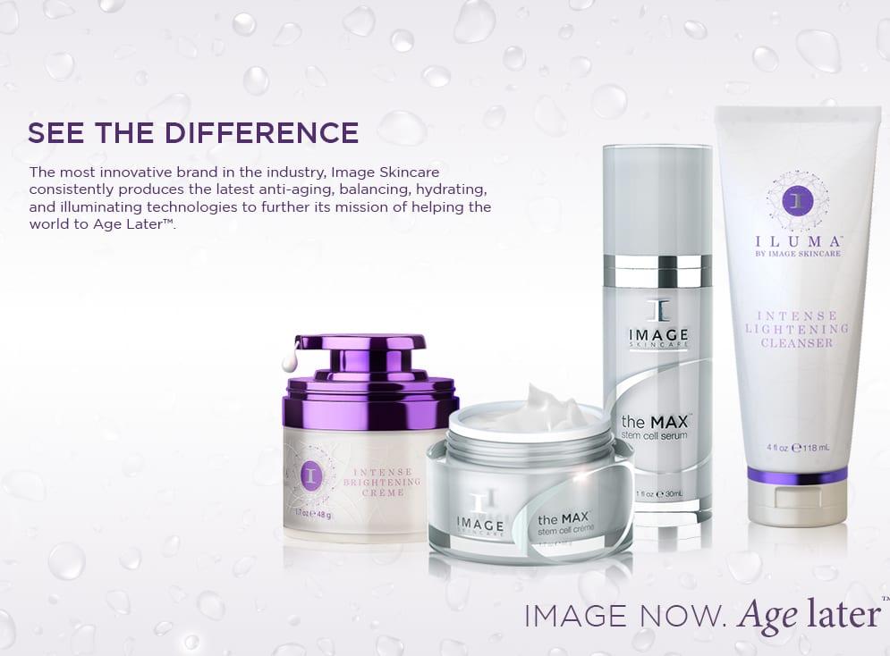 Image Skincare Product Ad
