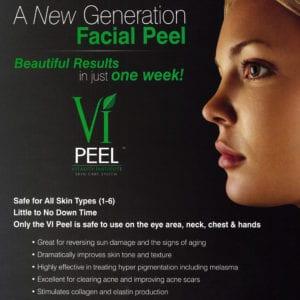 Vi Peel Ad Poster