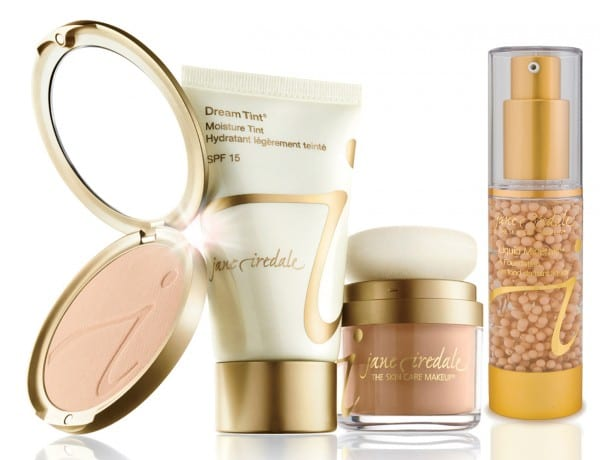 Jane Iredale Face Makeup