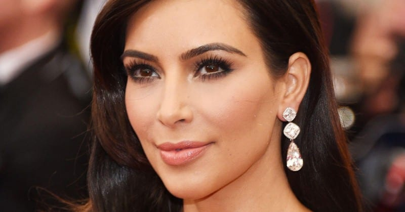 Headshot of Kim Kardashian