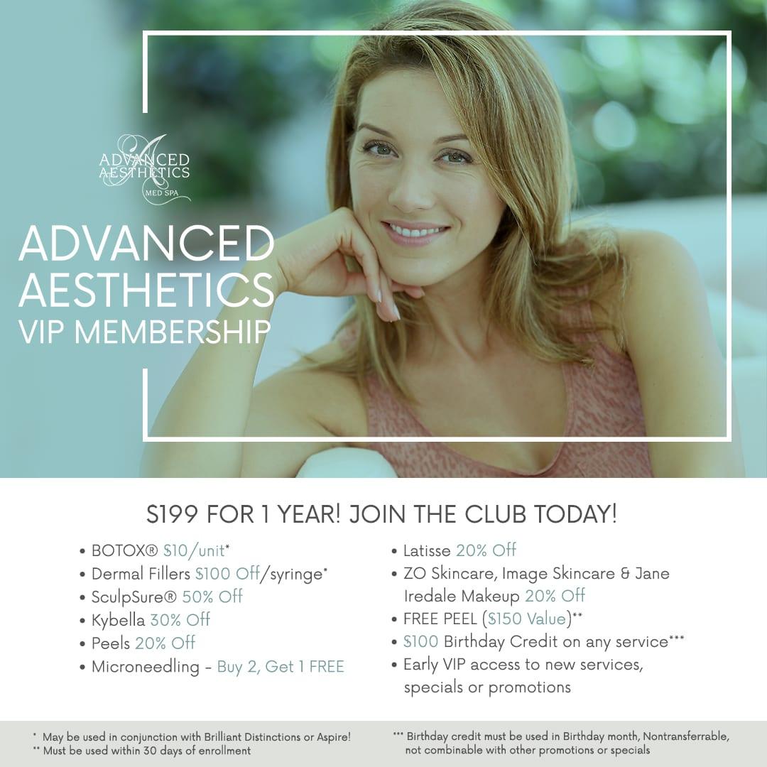 VIP Membership Specials